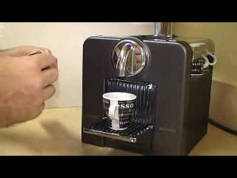 nespresso le cube water leakage funnycat tv. Black Bedroom Furniture Sets. Home Design Ideas