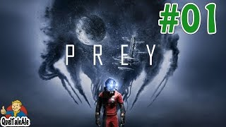 Prey - Gameplay ITA - Walkthrough #01 - Già sono infognato