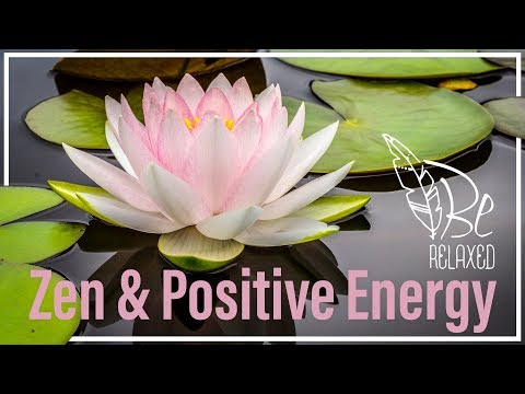 ZEN & Positive Energy - find vital forces in yourself!