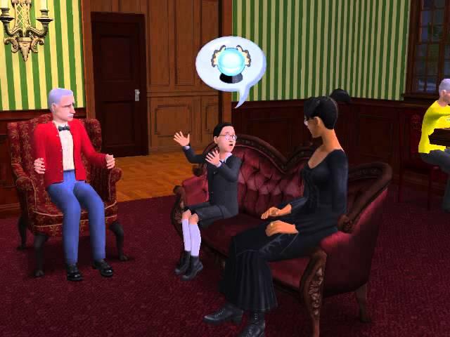 The Sims 2 - Bella Goth - The Big Return