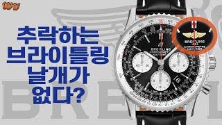 [와치빌런-36]명품 시계브랜드 브라이틀링의 미래는 정…