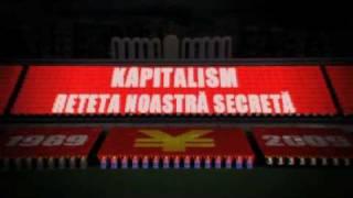 """Kapitalism - reteta noastra secreta"" 1st Trailer"