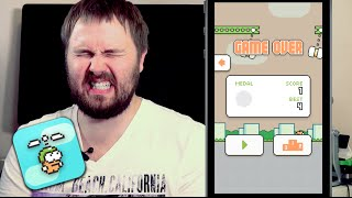 Swing Copters от создателя Flappy Bird