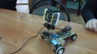 Самодельный робот на АРДУИНО