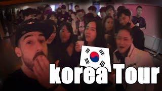 Aquí os dejamos algunas imágenes de nuestro paso por Corea a princi...