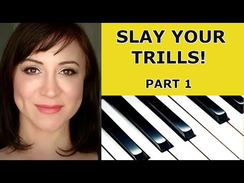 Slay Your Trills! (Part 1) How to Play Trills on Piano
