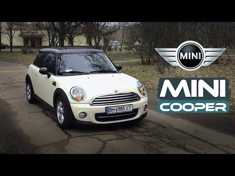 Mini Cooper из США