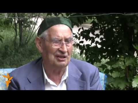 "1944 Deportation Victim: ""I Will Never Forgive Russia"" RFERL 16/05/2014 16 May 2014"