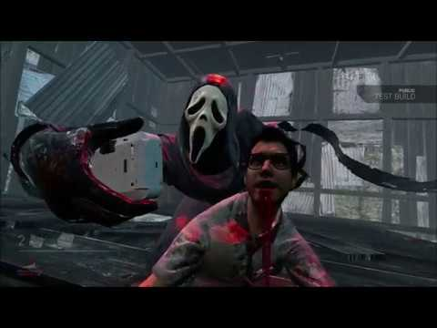 The Ghost Face Mori Animation (PTB) Dead by Daylight