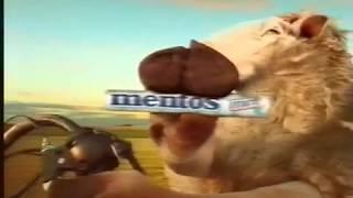 Mentos funny ad 2004