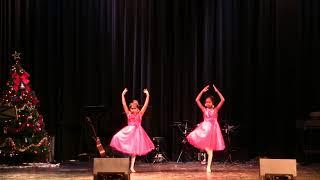 HIPM Christmas 2018 | Gloria (Ballet Dance - by Dulcea & Andreya)