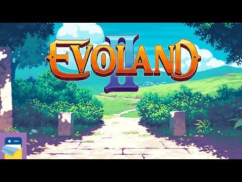 Evoland 2: iOS iPad Pro Gameplay Walkthrough Part 1 (by Playdigious)