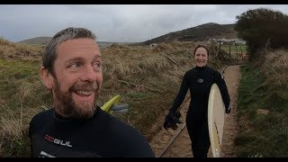 First time surfing ever