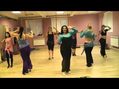 Daniella / Skarabey Group . Saidi Dance.( Восточные танцы г. Псков)