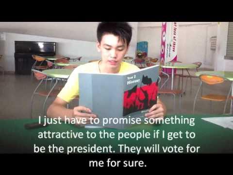 'Year 2 History Revolutions 2j zhehao's group'