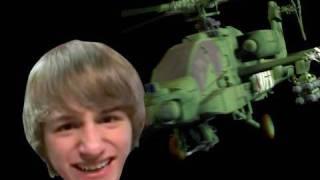 groin shot fred vs roflcopter