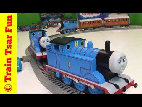 LIONEL THOMAS x3 PLUS STRONGEST LOCOMOTIVE vs DIESEL O Scale Trains