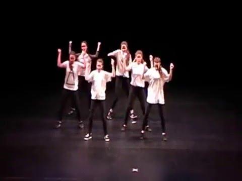III Concurs coreografies EMD Castelldefels   Tight Eyez   2ª actuació