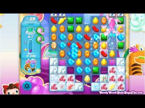 Candy Crush Soda Saga Level 345 No Boosters
