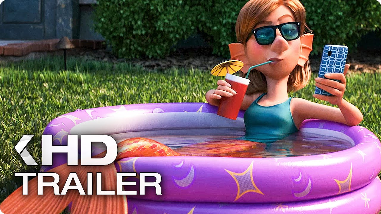 The Best Upcoming Animation And Kids Movies 2019 2020 Trailer Youtube