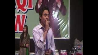 Aaj hona deedar mahi da by Ali Shahbaz....Faisalabad..Nusrat Fateh Ali khan hall Art Consal