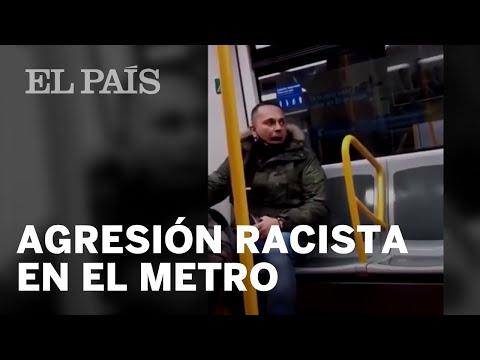 La agresión racista en el metro de Madrid