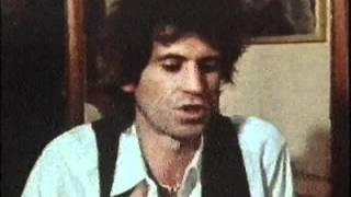 Keith Richards talking about heroin.wmv