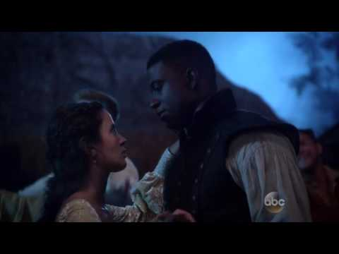 OUAT - 5x04 'Where's my queen?' [Arthur, Guinevere & Lancelot]