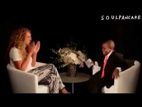 Kid President's Beyonce Interview - So funny!!