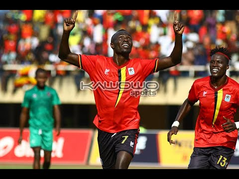 HIGHLIGHTS: Uganda Cranes 2-0 Malawi
