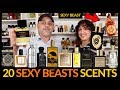 Top 20 Sexy Beasts | 20 Sexy, Beast-Mode Fragrances / Perfumes W/Dalya