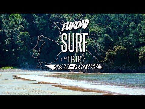EURO SURFTRIP PART 2 -Galicia & North Portugal-