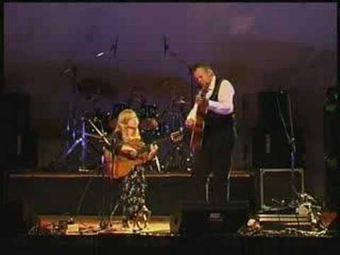 Vincent-Muriel Anderson and Tommy Emmanuel