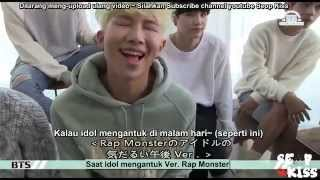 [Sub Indo] [Seasons Greetings] Bayangan vs Kenyataan Idol Ver BTS by Seop Kiss