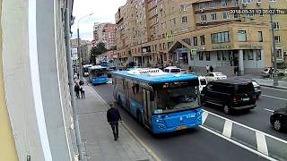 Наезд на пешехода по адресу ул. Таганская, 26