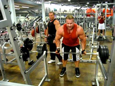 Teambodypro bentover rowing style with 4x Mr.Olympia Jay Cutler