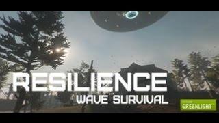 Resilience: Wave Survival, découverte (PC)