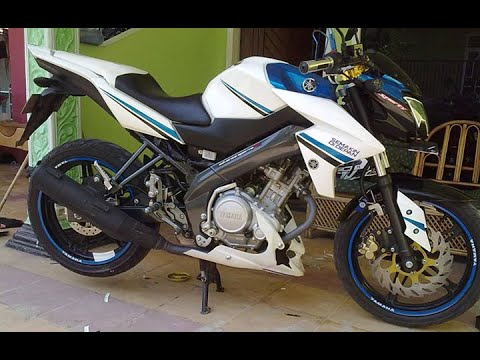 Motor Trend Modifikasi Video Modifikasi Motor Yamaha New Vixion