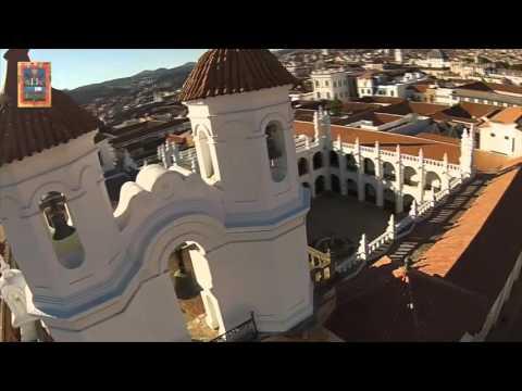 Visita Sucre Capital de Bolivia