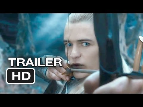 The Hobbit The Desolation Of Smaug Movie Hd Trailer