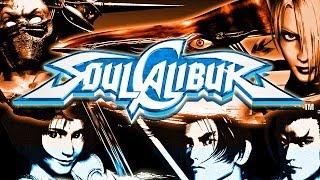 SoulCalibur - Легендарный файтинг на Android