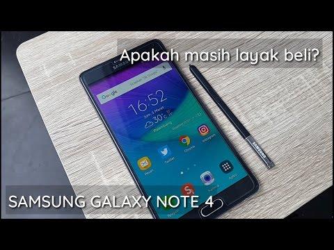 (Review) Samsung galaxy note 4, masih layak beli?
