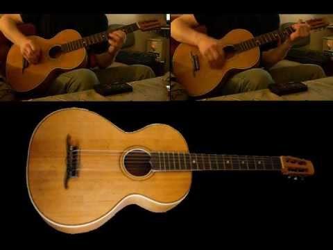 Otwin guitar - Wish you were here - INFO WANTED - YouTube