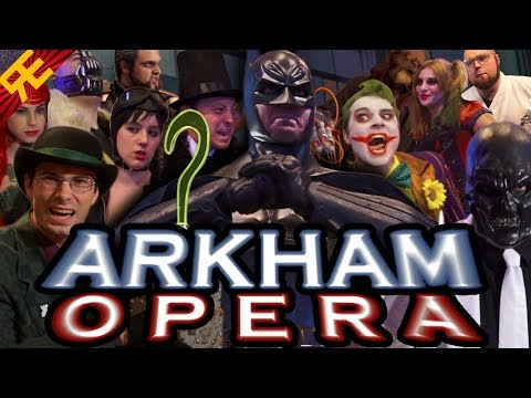 Arkham Origins Rock Opera (A Batman Musical Parody)