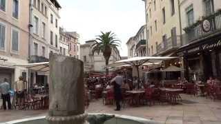 Nîmes, La ville avec un accent