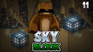 Minecraft SKYBLOCK SURVIVAL - OP GUARDiAN FiSH GRiNDER  - EP 11 w/WildX