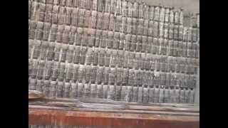 Plastic Bottles Preschool Classroom