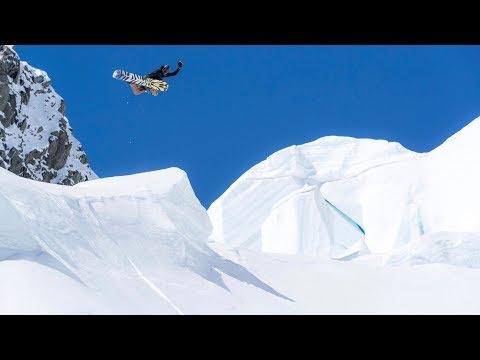 Snowboarding on New Zealand's Largest Glacier | Diaries Downunder Winter