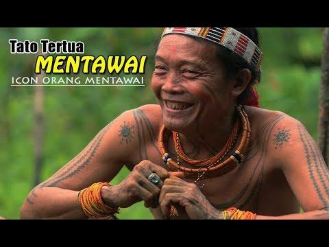 Tato Tertua Tradisional Mentawai- Tato Tertua Di Dunia