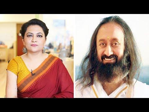 अयोध्या के नाम पर क्यों हिंसा भड़का रहे हैं श्रीश्री रविशंकर?